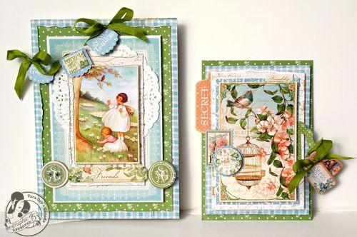 Secret garden card tara orr