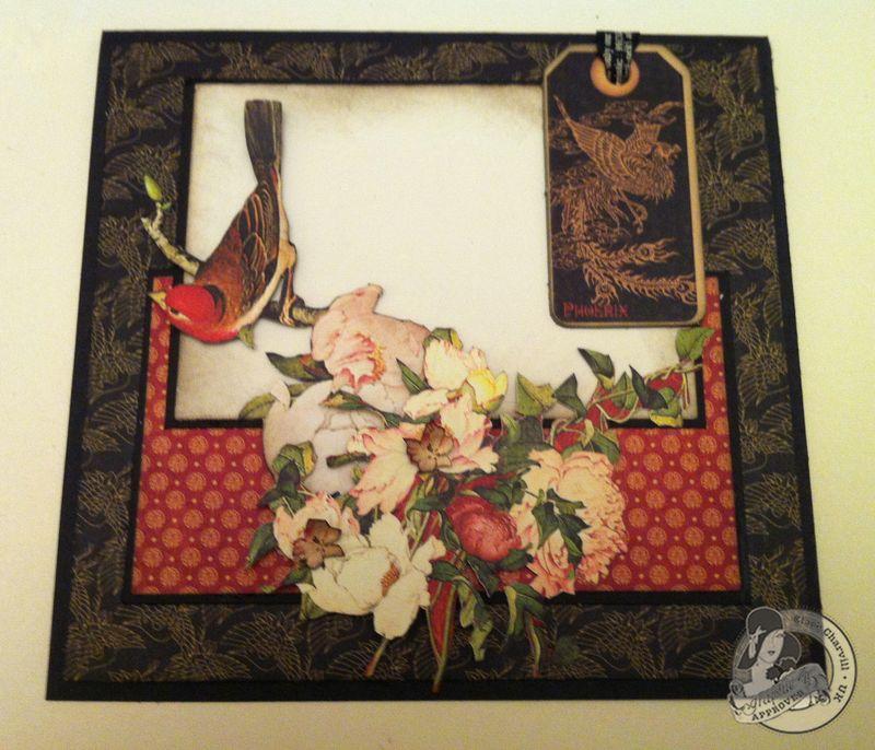 May 2 G45 Bird Song Card pic 7 Clare Charvill