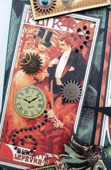 Steampunk Clock 1 dtl