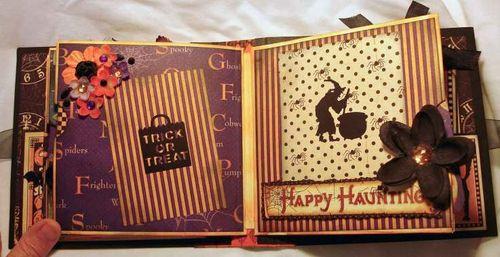 Happy Haunting Mini Album Graphic 45