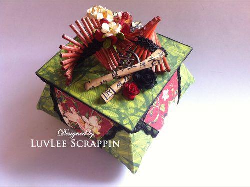 Origami Box 2WM
