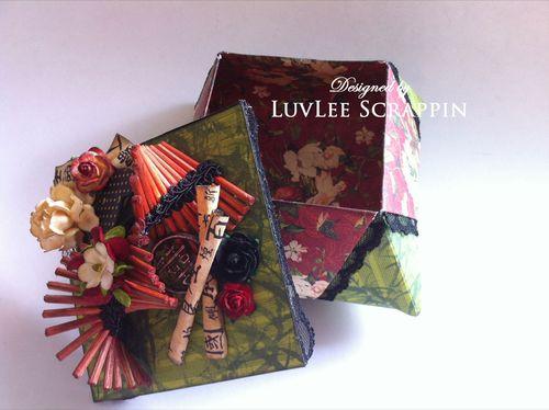 Origami Box 3WM