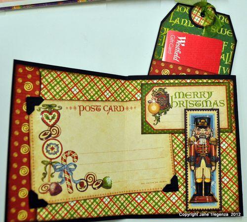 JT Gift voucher inside