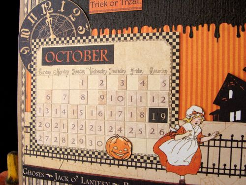 Image 50 Nicole Eccles -Graphic 45 A Place and Time October Calendar Tutorial