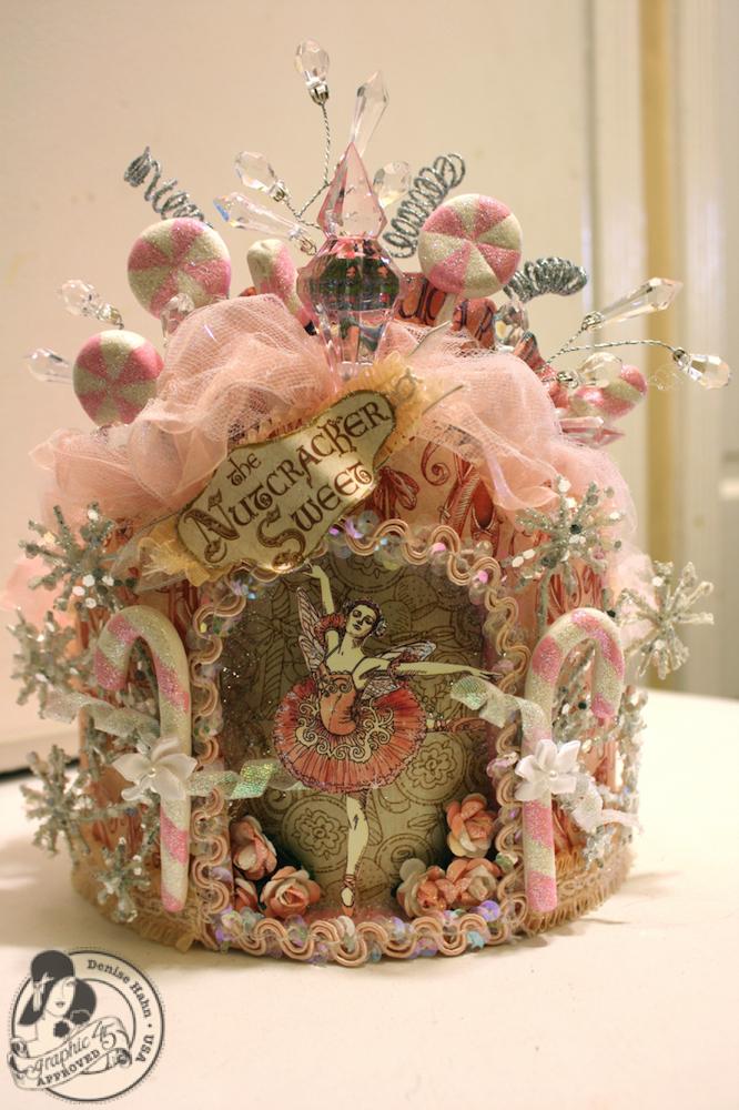 Denise Hahn Graphic 45 Nutcracker Sweet Crown - 01-imp