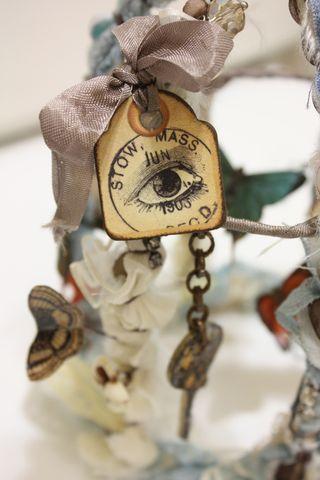 Denise Hahn Olde Curiosity Shoppe Curiosity Keeper - 04