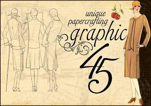 Graphic45OriginalLogo