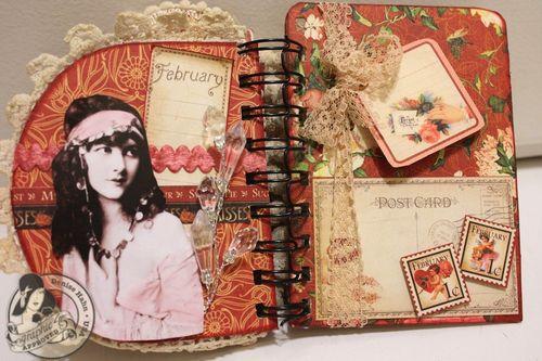 Denise Hahn Place in Time February Valentine Mini Album - 03-9 (1)