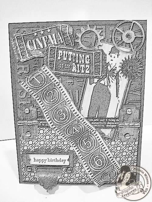 KristinWilsonGraphic45CurtainCallCardSketch