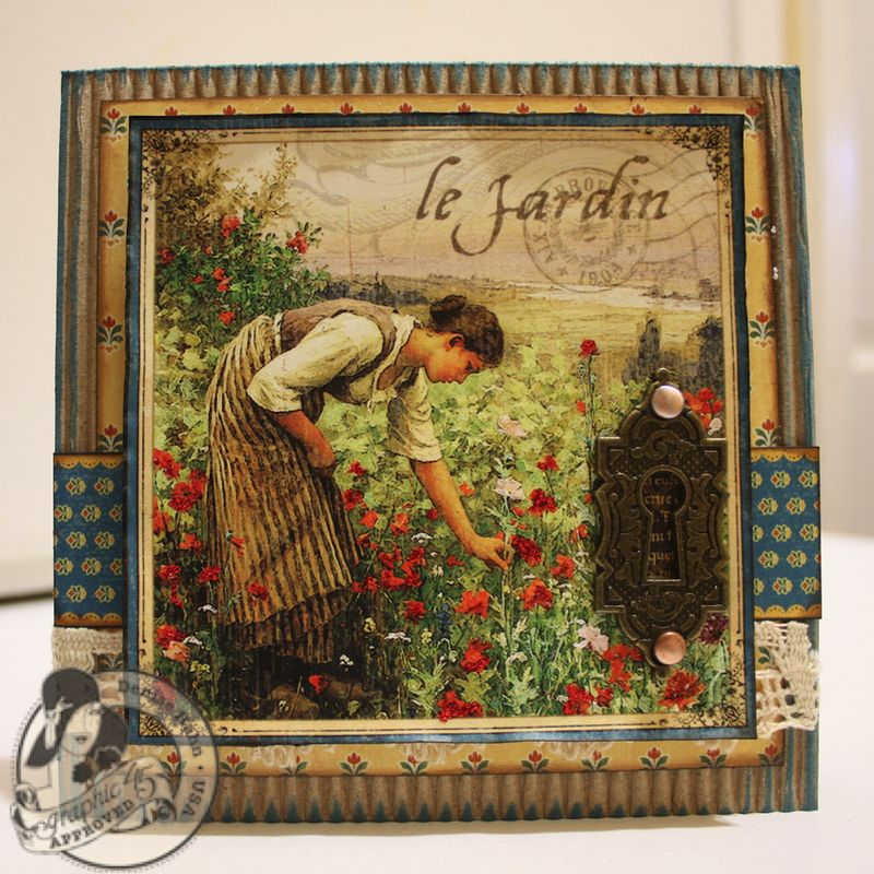 Denise Hahn Graphic 45 French Country 5 Step Cards - 08-imp