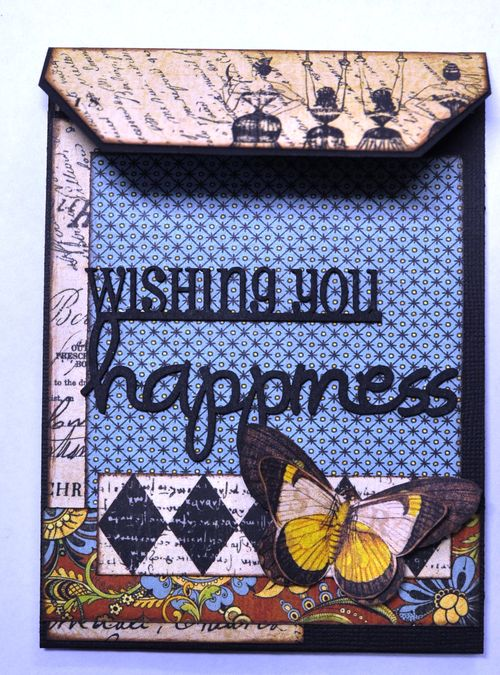 Wishing you happiness front