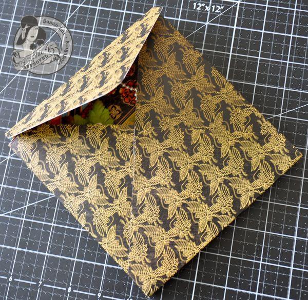 Susan Lui Graphic 45 Bird Song Box Tutorial 8