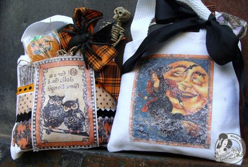 4 Nicole Eccles- August- G45 Happy Haunting Trick or Treat Bag