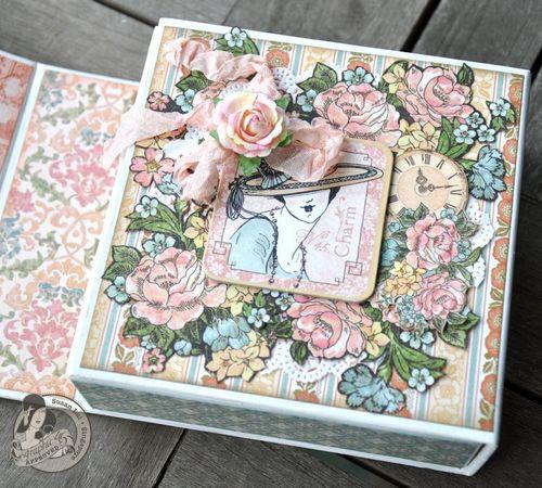 Susan Lui Graphic 45 Ladies Diary Art Box & Mini_ Bangkok 4