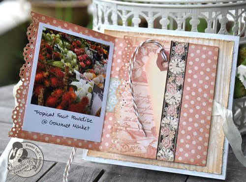Susan Lui Graphic 45 Ladies Diary Art Box & Mini_ Bangkok 13