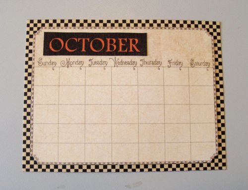 Image 36 Nicole Eccles -Graphic 45 A Place and Time October Calendar Tutorial