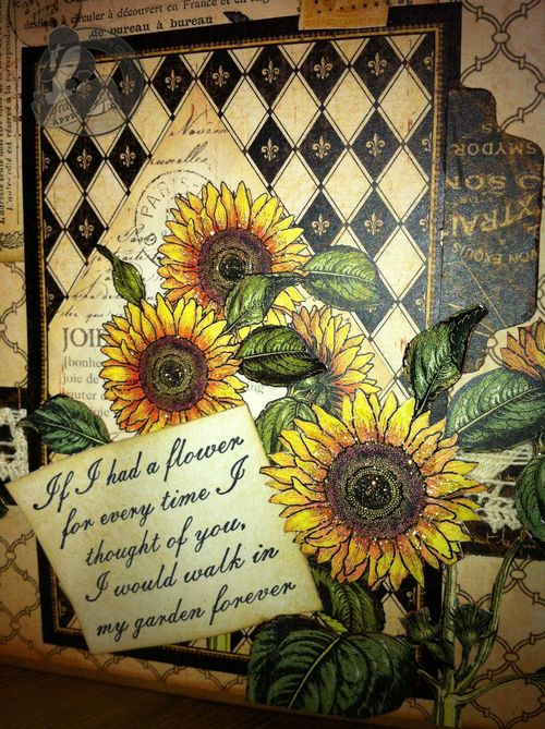 CHA 2013 French Country Card 2 Clare Charvill
