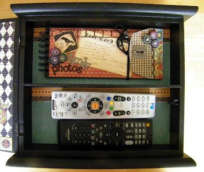 Olde Cutiosity Shop Remote Contorl Cabinet4