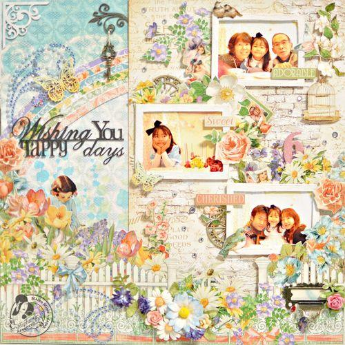 Maiko Miwa-Secret Garden-layout#1
