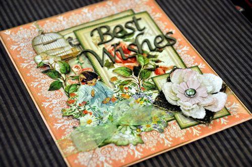 Secret garden card jane tregenza graphic 45