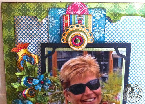 Clare Charvill CHA 5 Bohemian Bazaar 12 x 12 Layout Pic 2