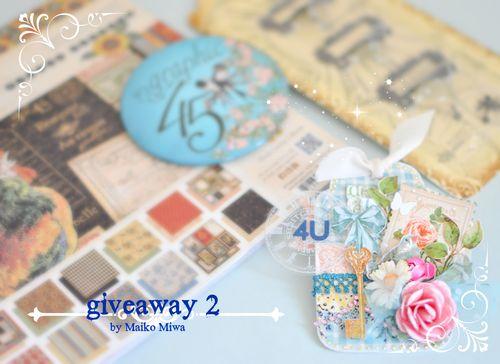 Giveaway2bymaikomiwa