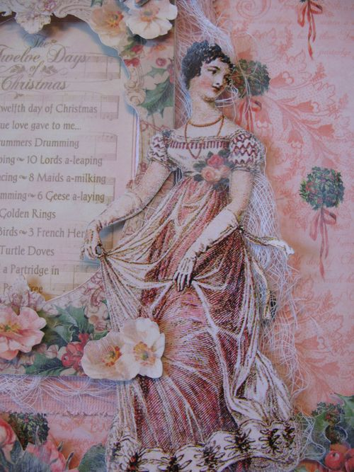 THE TWELVE DAYS OF CHRISTMAS-LAYOUT-GRAPHIC 45-CHA SUMMER 2013-ANNESPAPERCREATIONS-ANNE ROSTAD -2