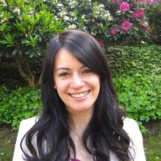 Headshot Maria Cole
