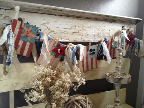 French-Country-Americana- Banner-Graphic45-Denise-Johnson-Tutorial, home decor family, gift