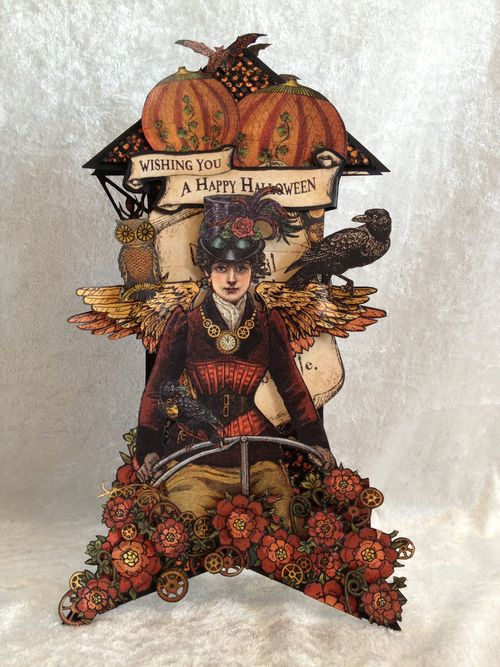 STEAMPUNK SPELLS-ARROW-ROCKET-TAG-GRAPHIC 45-ANNE ROSTAD-ANNESPAPERCREATIONS-1