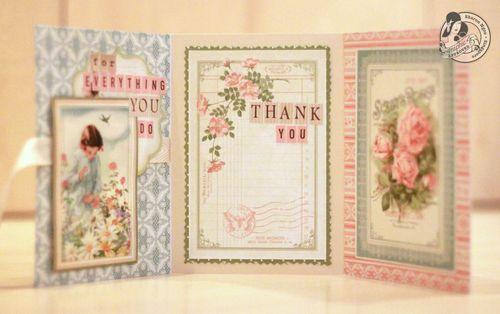 Graphic45 Sharon Ngoo Card Secret Garden (inside full)