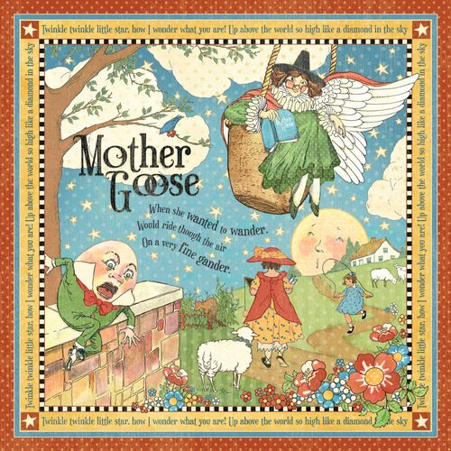 Mother Goose Graphic 45 Sneak Peek CHA Summer 2013 New