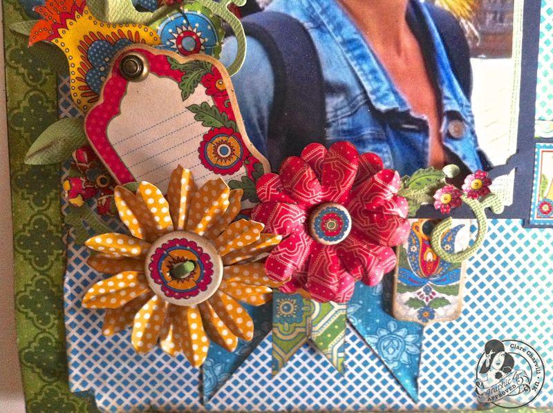 Clare Charvill CHA 5 Bohemian Bazaar 12 x 12 Layout Pic 5