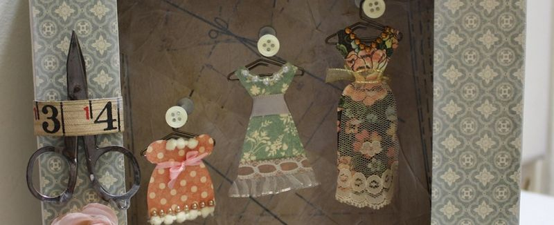 Denise-hahn-graphic-45-Ladies-Diary-Fashion-Plate-Shadow-Box - 01-imp