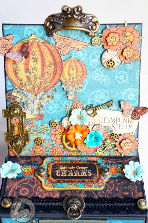 Arlenecuevas_July2013_SteampunkSpells_EaselCardBox_Photo6