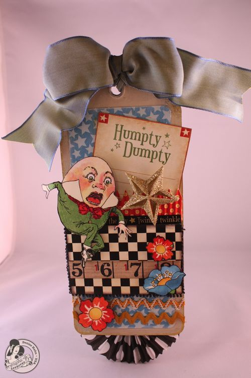 Denise-Hahn-Graphic 45-Mother Goose-Tag-Humpty Dumpty - 2-imp