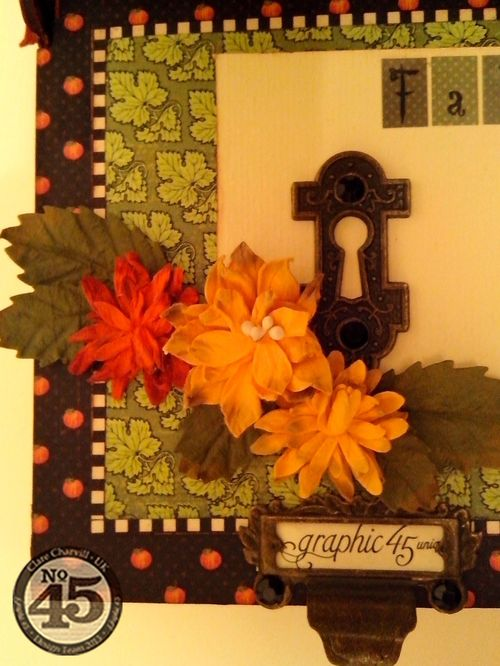 Petaloo & Xyron Blog Hop Altered Home Decor Clare Charvill Pic 2
