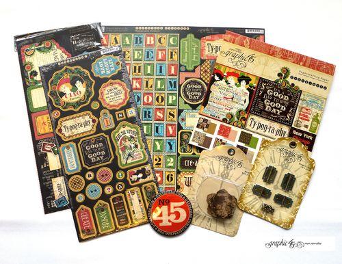 Typography Prize Contest Graphic 45