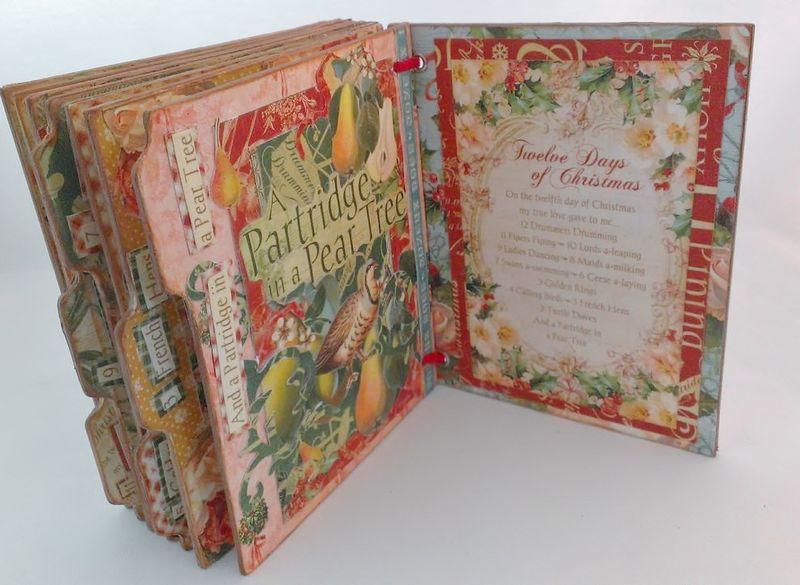 12_Days_of_Christmas_Altered_Book_Rhea_Freitag_10_of_11