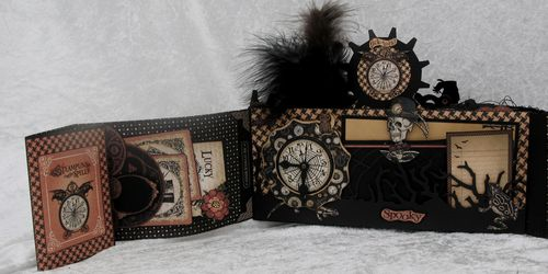 STEAMPUNK SPELLS-GRAPHIC 45-TUTORIAL-ENVELOPE-MINI ALBUM-ENVELOPE-ANNE ROSTAD-ANNESPAPERCREATIONS- 11