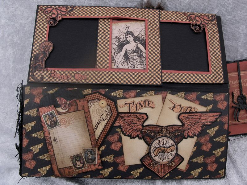 STEAMPUNK SPELLS-GRAPHIC 45-TUTORIAL-ENVELOPE-MINI ALBUM-ENVELOPE-ANNE ROSTAD-ANNESPAPERCREATIONS- 14