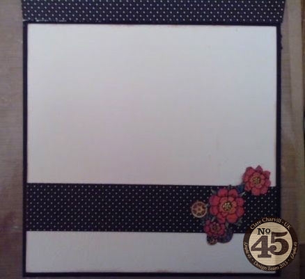 G45 Sept Project 1 Steampunk Spells Card Clare Charvill Pic 10