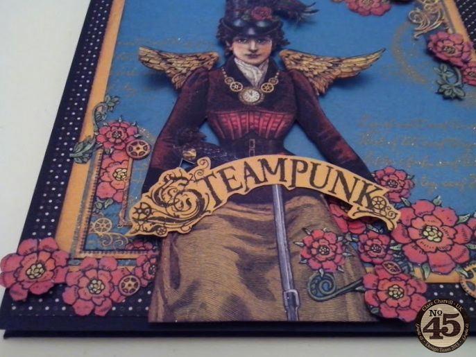 G45 Sept Project 1 Steampunk Spells Card Clare Charvill Pic 5