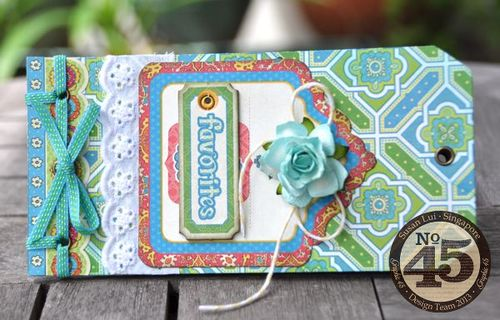 Bohemian-Bazaar-Mini-Album-Graphic-45-Susan-Lui-tutorial, gift
