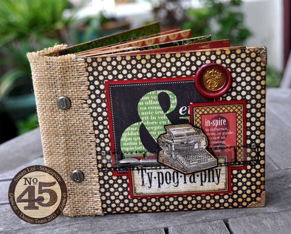 Typography-Mini-Album-Graphic-45-Susan-Lui-1of10