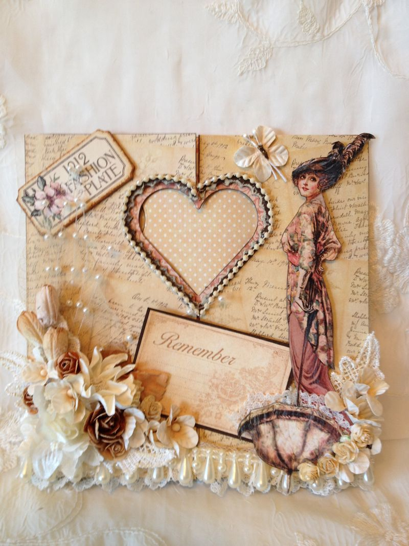 GEAPHIC 45-LADIES DIARY-MAGIC-CARD-TUTORIAL-KREATIVSCRAPPING-ANNE ROSTAD-ANNESPAPERCREATIONS.COM-XANNERO1- 1