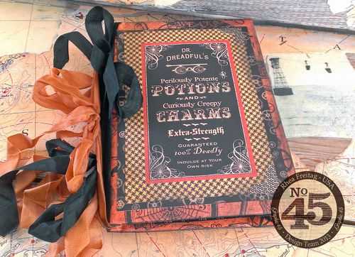 SS_Altered_Book_Rhea_Freitag_Steampunk Spells Gift Halloween Autumn Tutorial Scor Pal