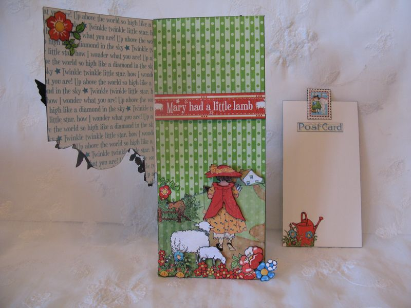 MOTHER COOSE-CARD-GRAPHIC 45-CHA SUMMER 2013-ANNESPAPERCREATIONS-ANNE ROSTAD-5