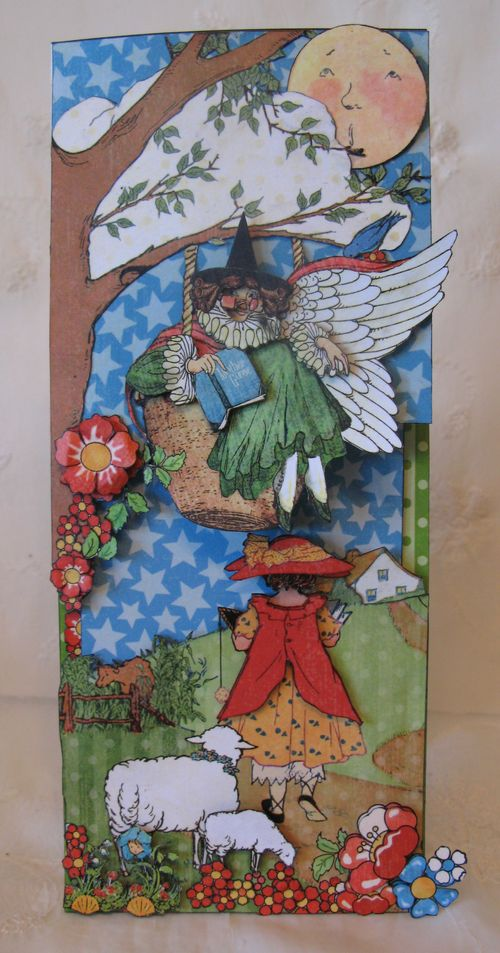 MOTHER COOSE-CARD-GRAPHIC 45-CHA SUMMER 2013-ANNESPAPERCREATIONS-ANNE ROSTAD-1