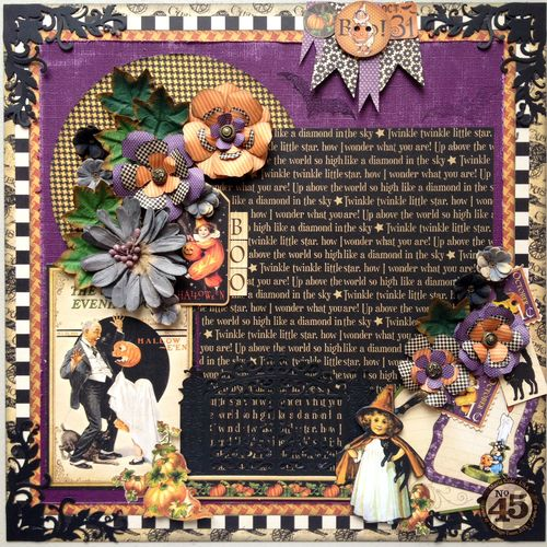 Place-In-Time-Layout-Graphic45-Maria-Cole-Halloween, Steampunk Spells, holiday, photo